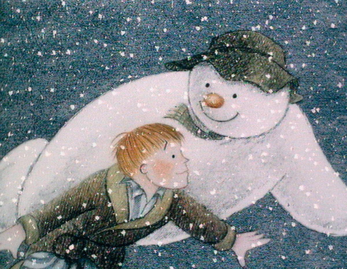 The Snowman at the WSO