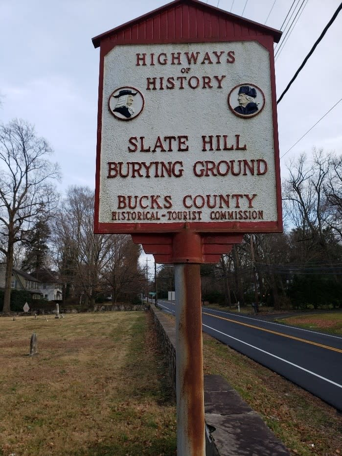 Highway of History Sign