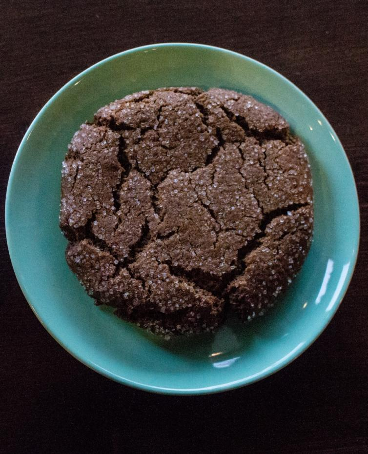 Bean Scene's Best Ever Ginger Cookie