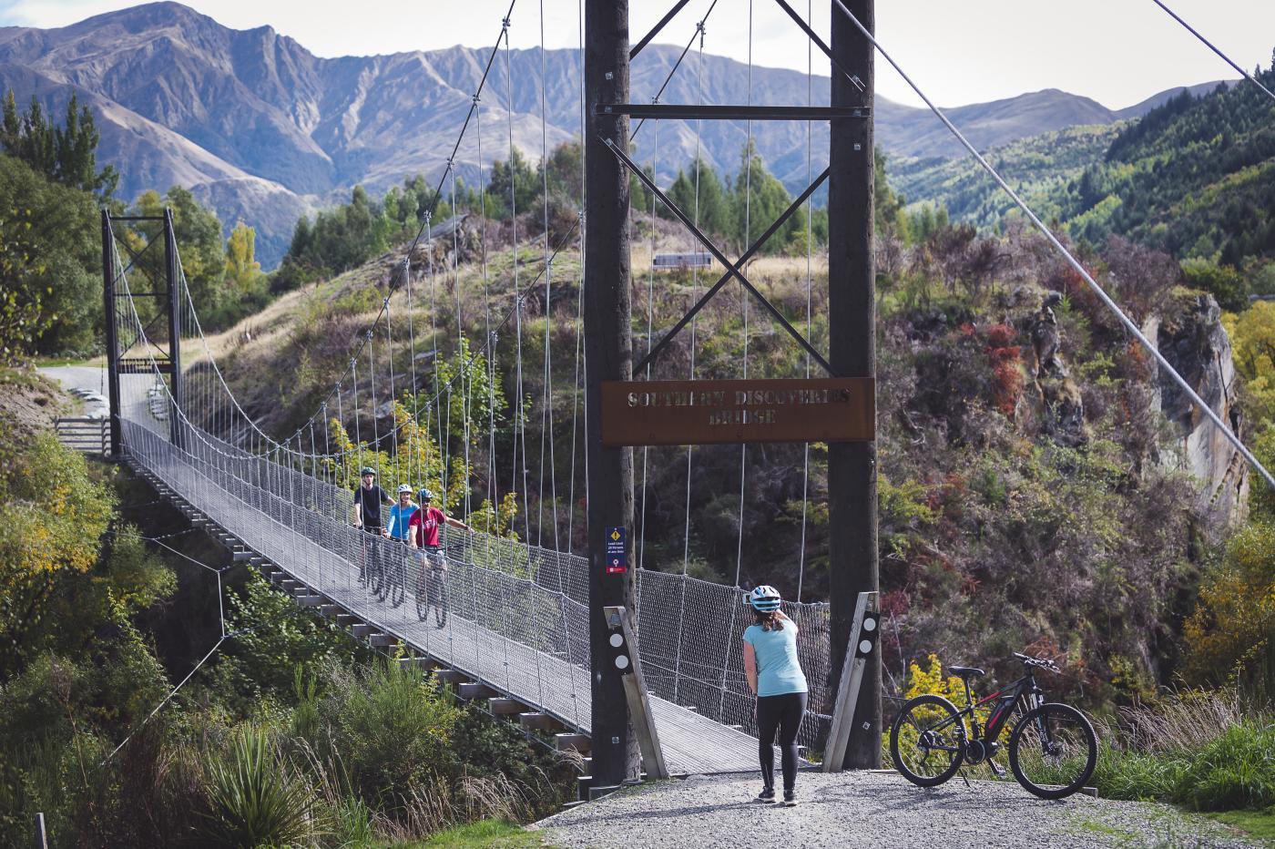 Around The Basin self-bike tour