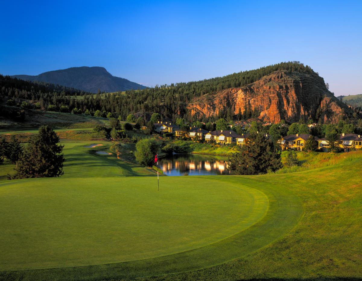 Gallagher's Canyon Golf & Country Club - The Pinnacle Course