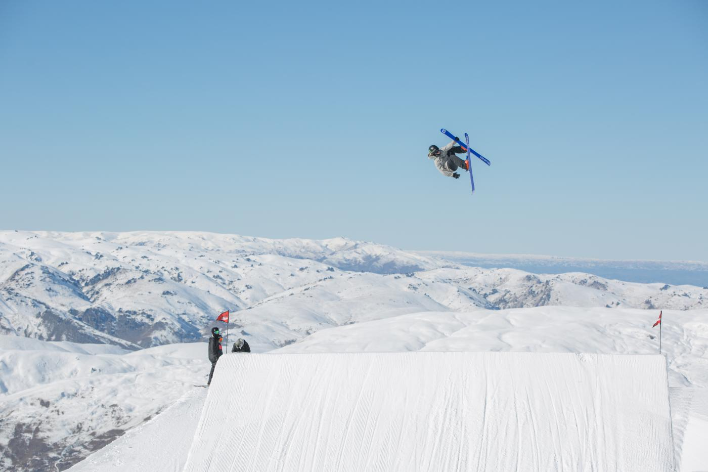 James Woodsy Woods at Cardrona Alpine Resort