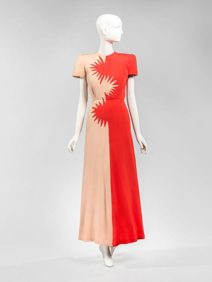 Dress from Chicago History Museum, Silver Screen to Mainstream
