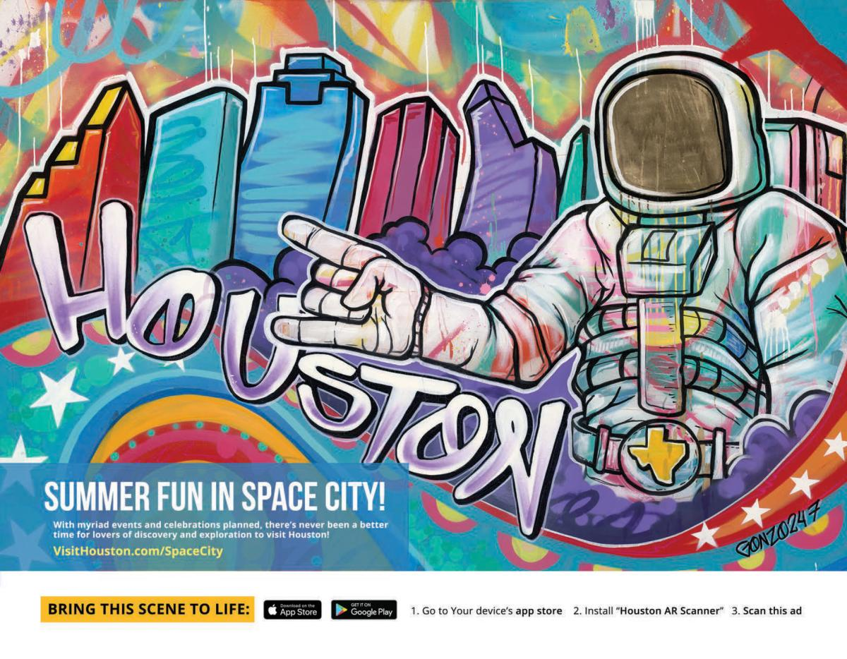 Summer Fun in Space City 2019 Campaign