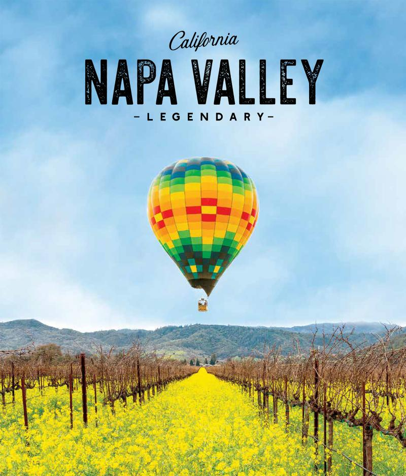 2020 Napa Valley Visitor Magazine