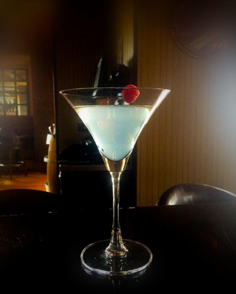 Gewberry Cocktail
