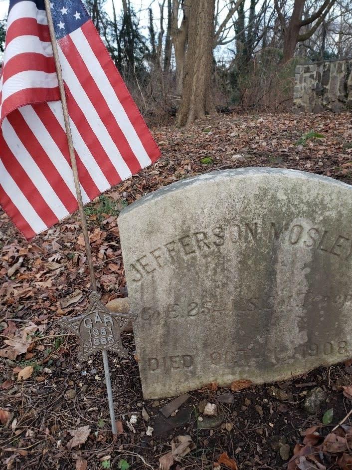 Jefferson Mosley Grave