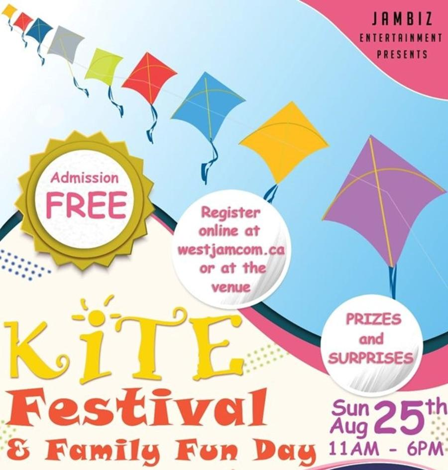 Brandon Kite Festival & Family Fun Day