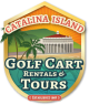 Catalina Island Golf Cart Logo