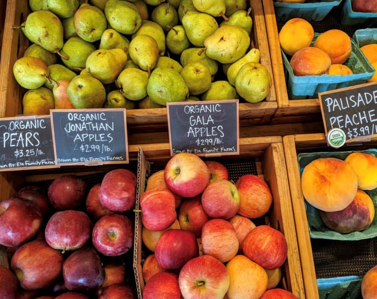 Garden Sweet Fruit Display