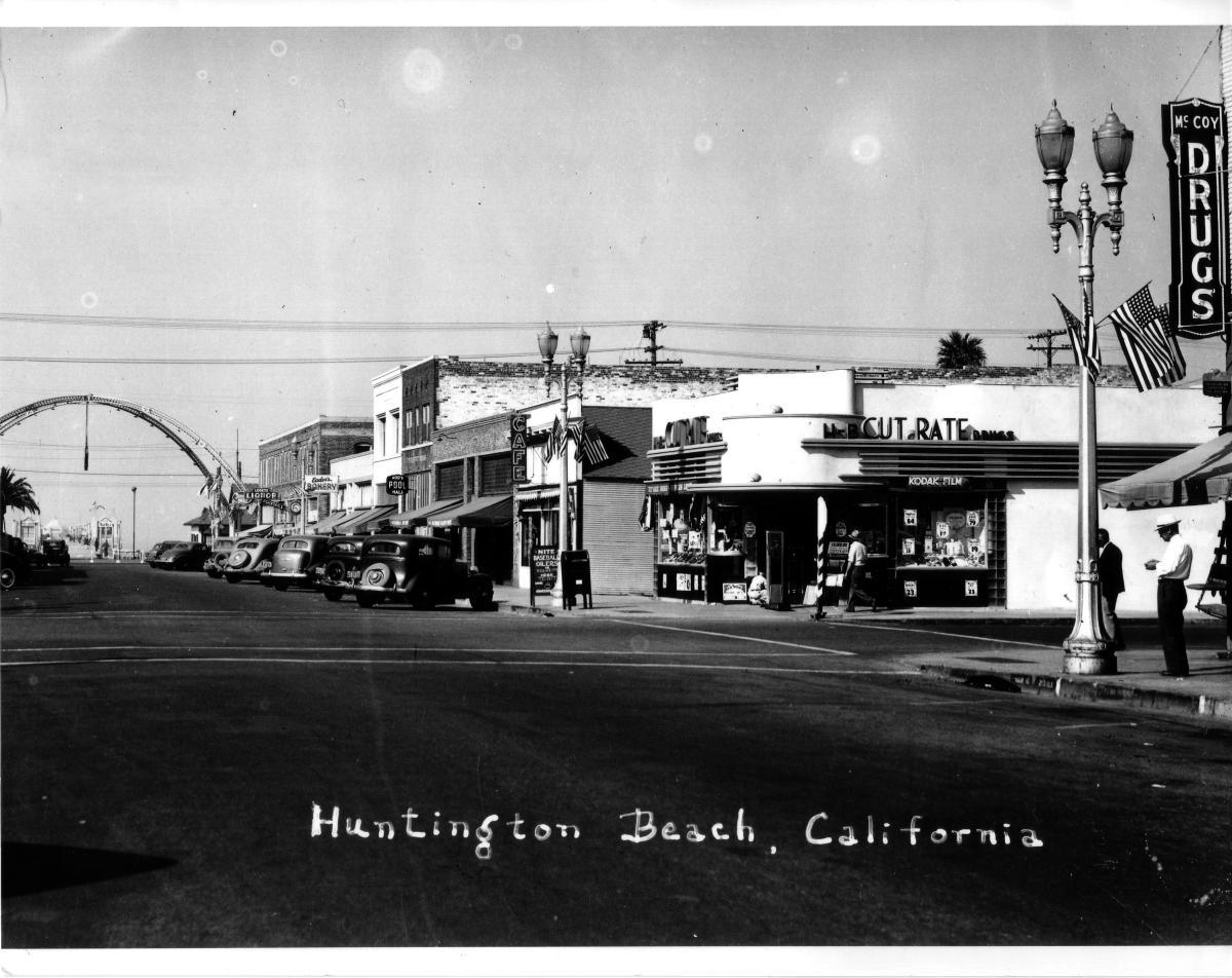 History of Huntington Beach