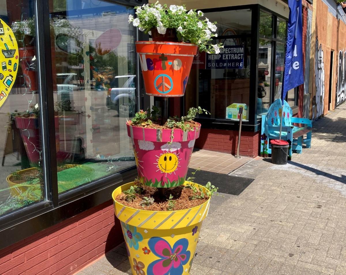 DRC Flower Pots