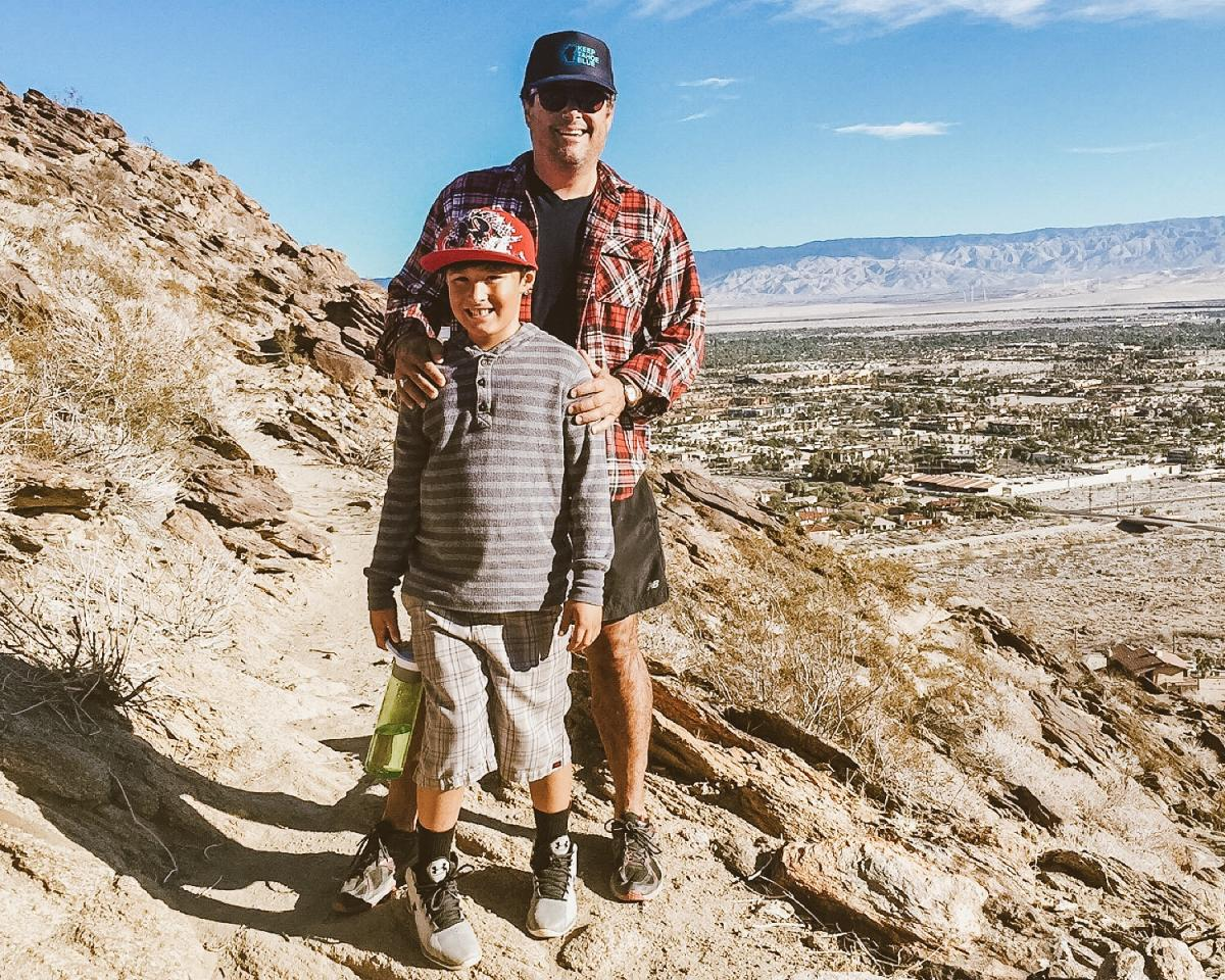 Family Friendly Hikes in Greater Palm Springs