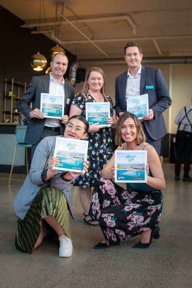 Business Events Geelong launches its latest Planner's Guide