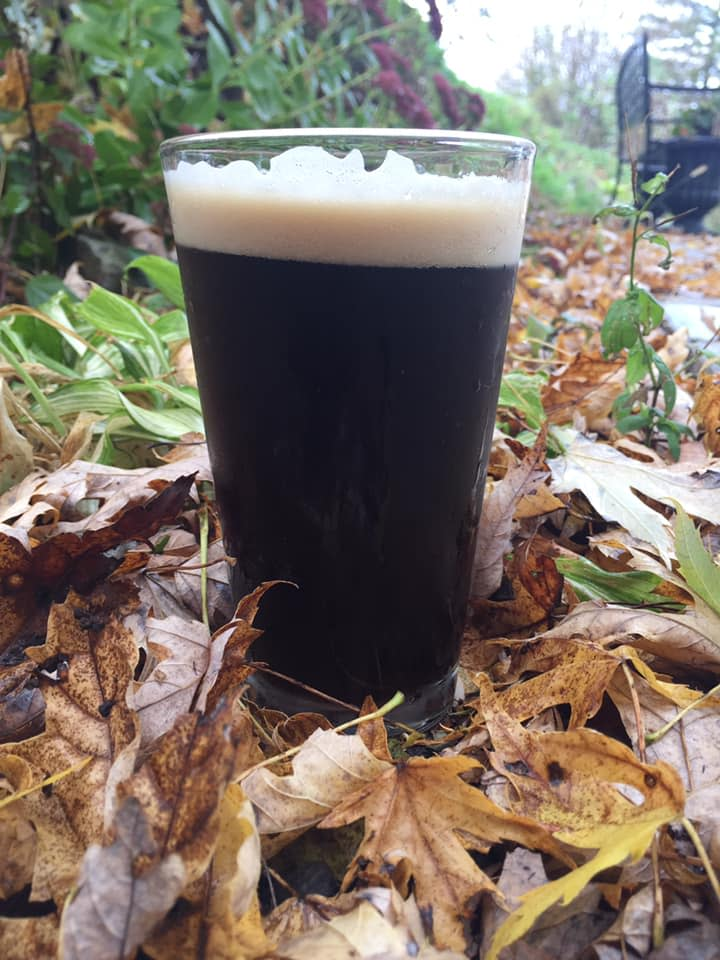 Pumpkin Coffee Brown Ale