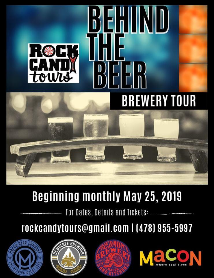 Behind the Beer Tour