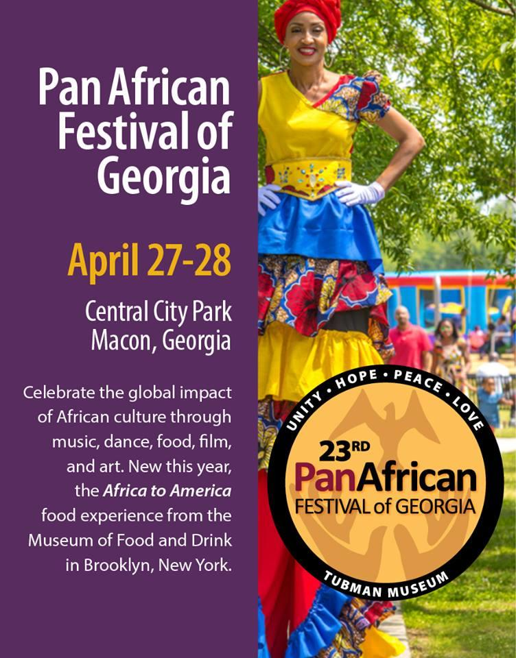 2019 Pan African Festival of Georgia