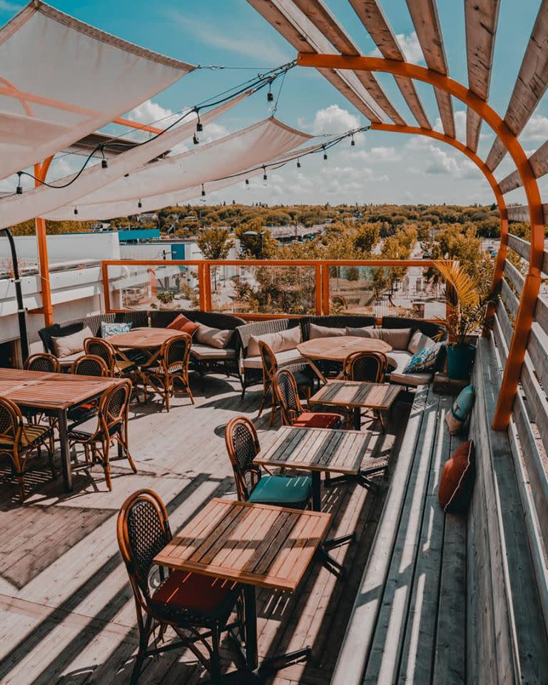 Drift Vista Lounge. Credit to Harrison Hall