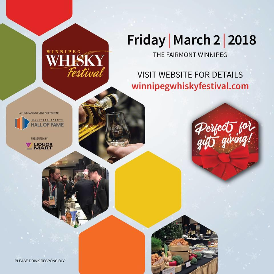 Winnipeg Whisky Festival-The Fairmont
