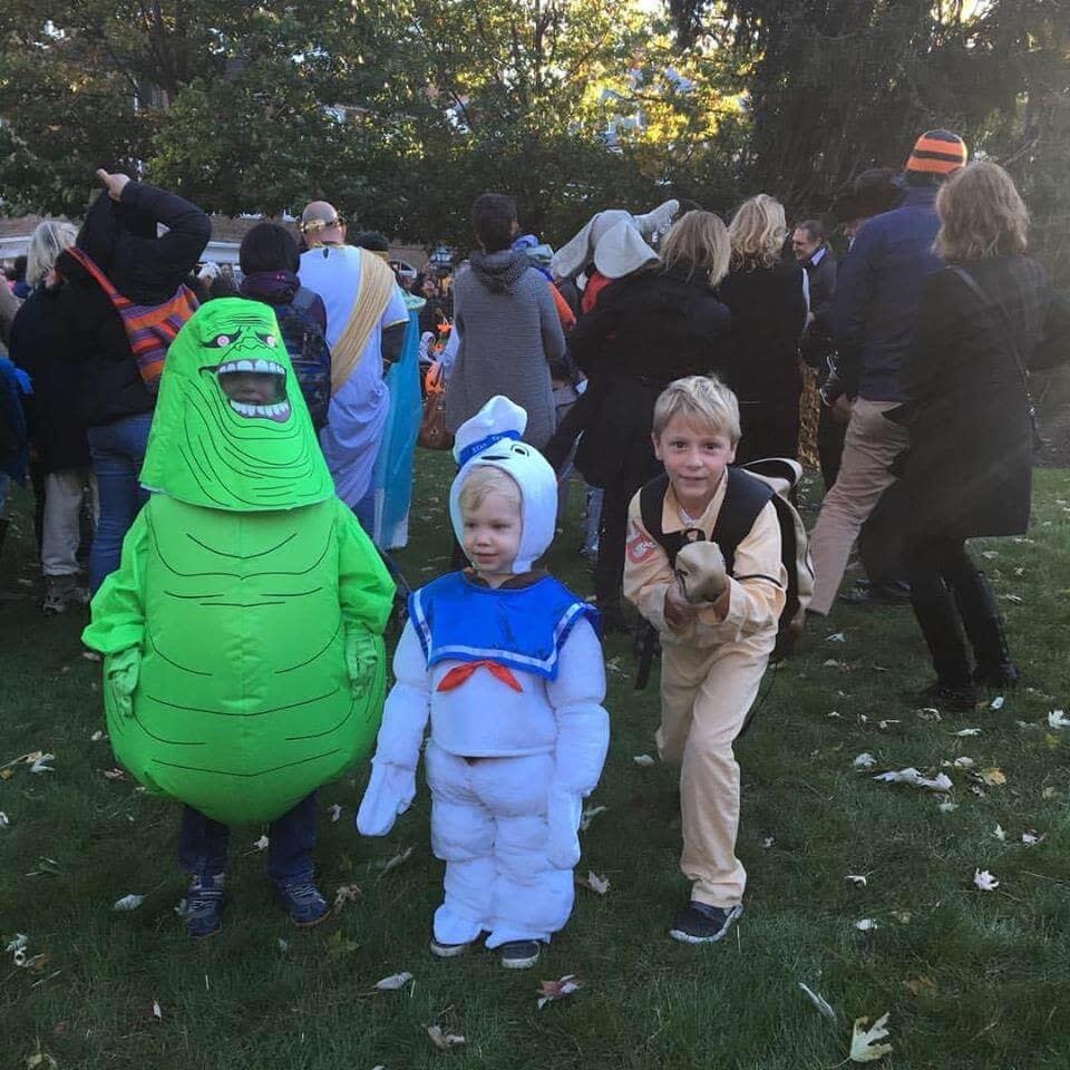 WWF Halloween Parade