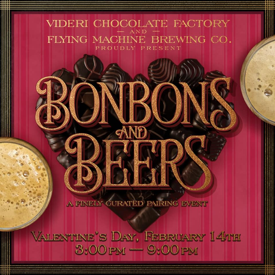 Bonbon beer Flying Machine