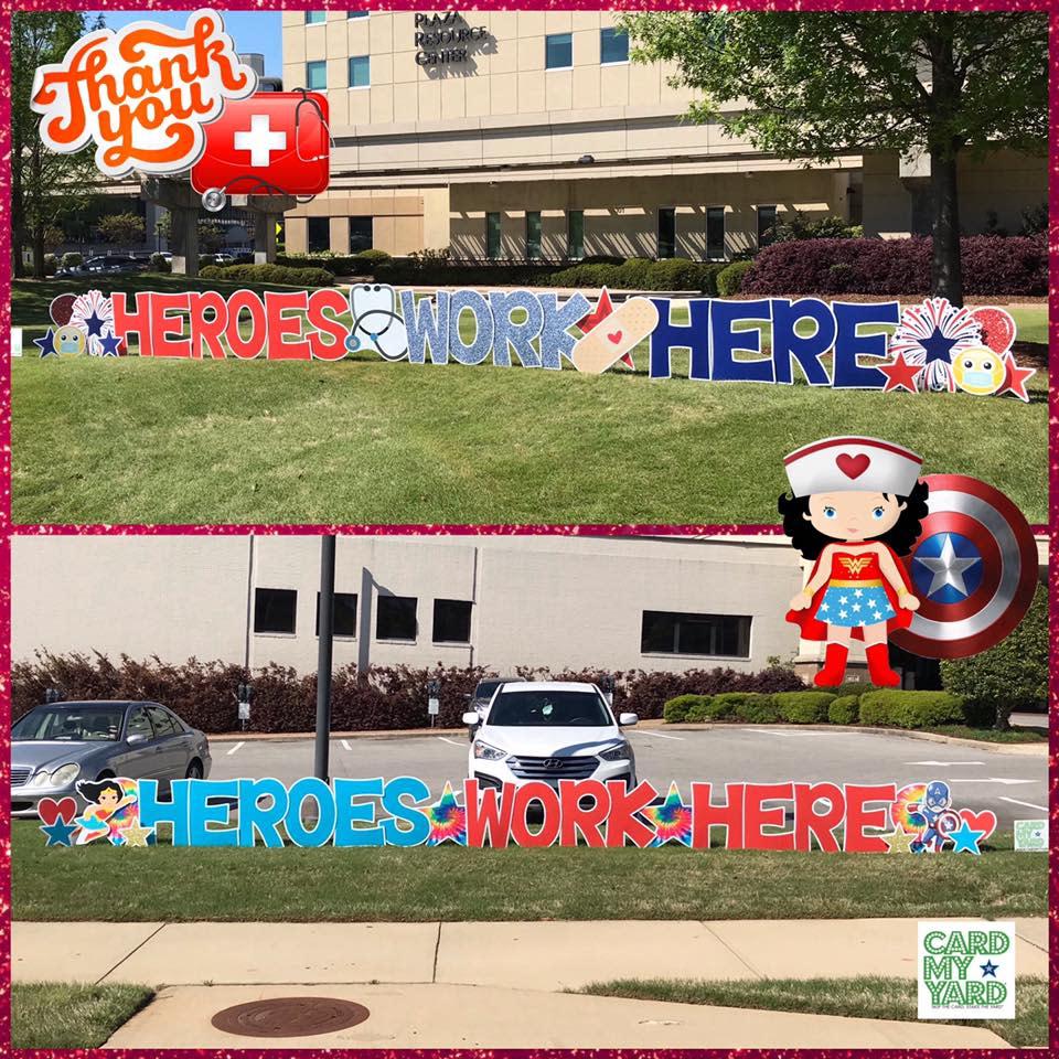 Huntsville Heroes at Huntsville Hospital