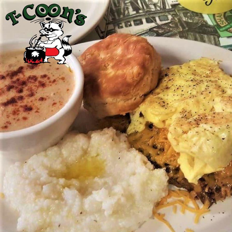 T-Coon's Breakfast