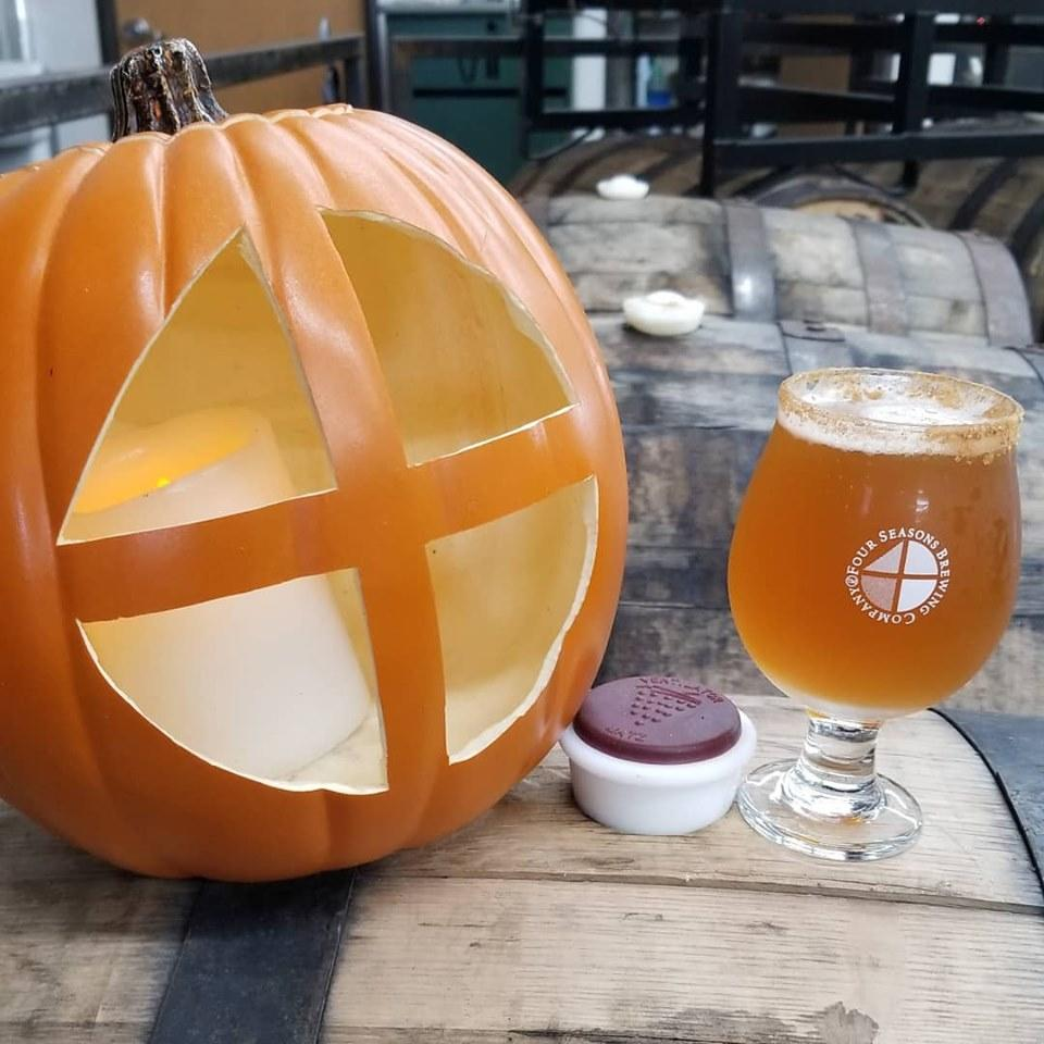Four Seasons Pumpkin Ale