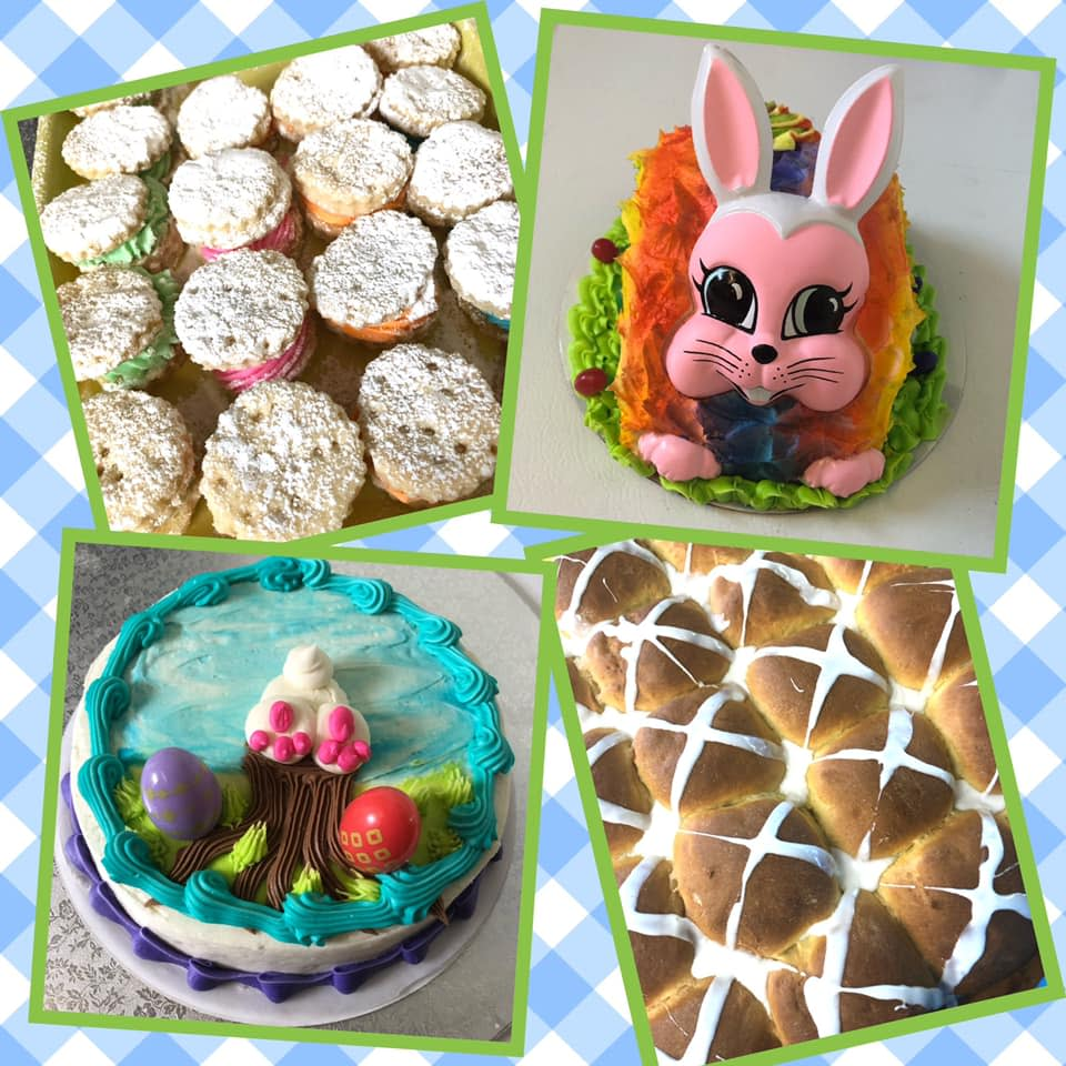 Country Pie Shoppe Easter