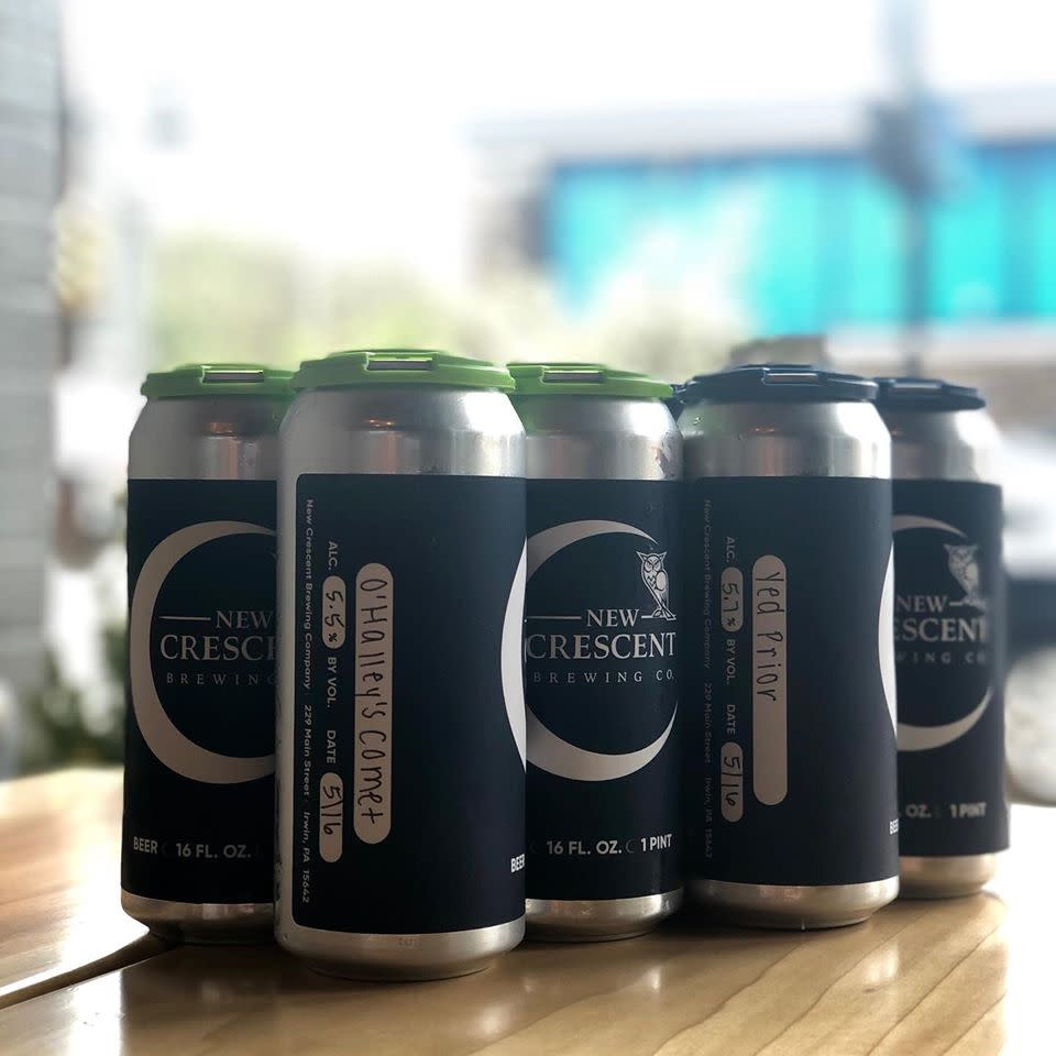 New Crescent Cans