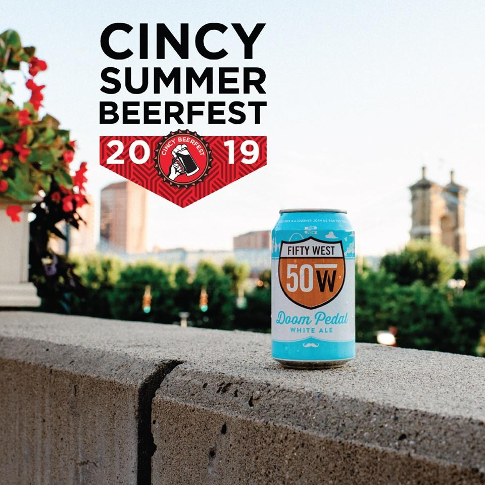 Cincy summer beerfest