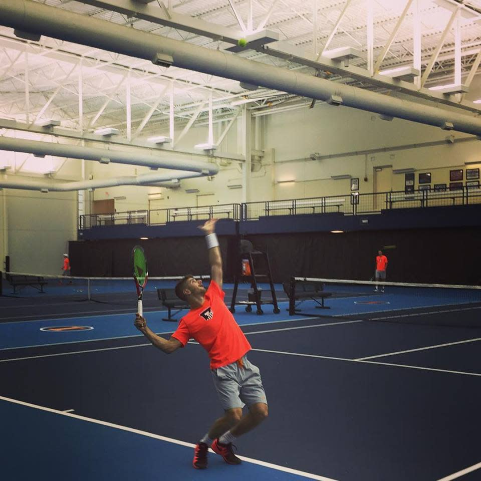 Illinois Tennis