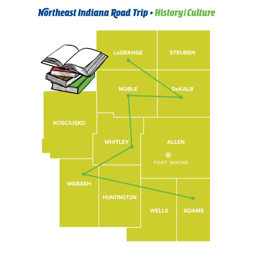 History/Culture - Northeast Indiana Road Trips