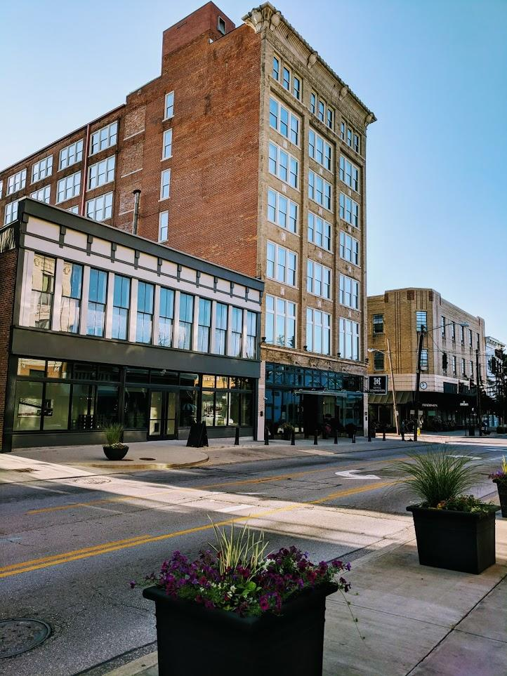hotel covington north side