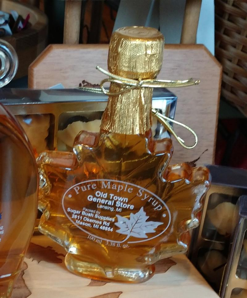 Old Town General Store Maple Syrup