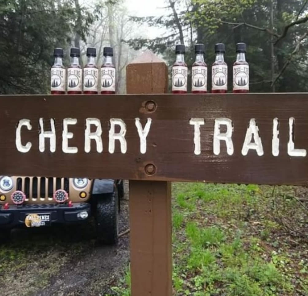 Cherry Trail Tall Pines