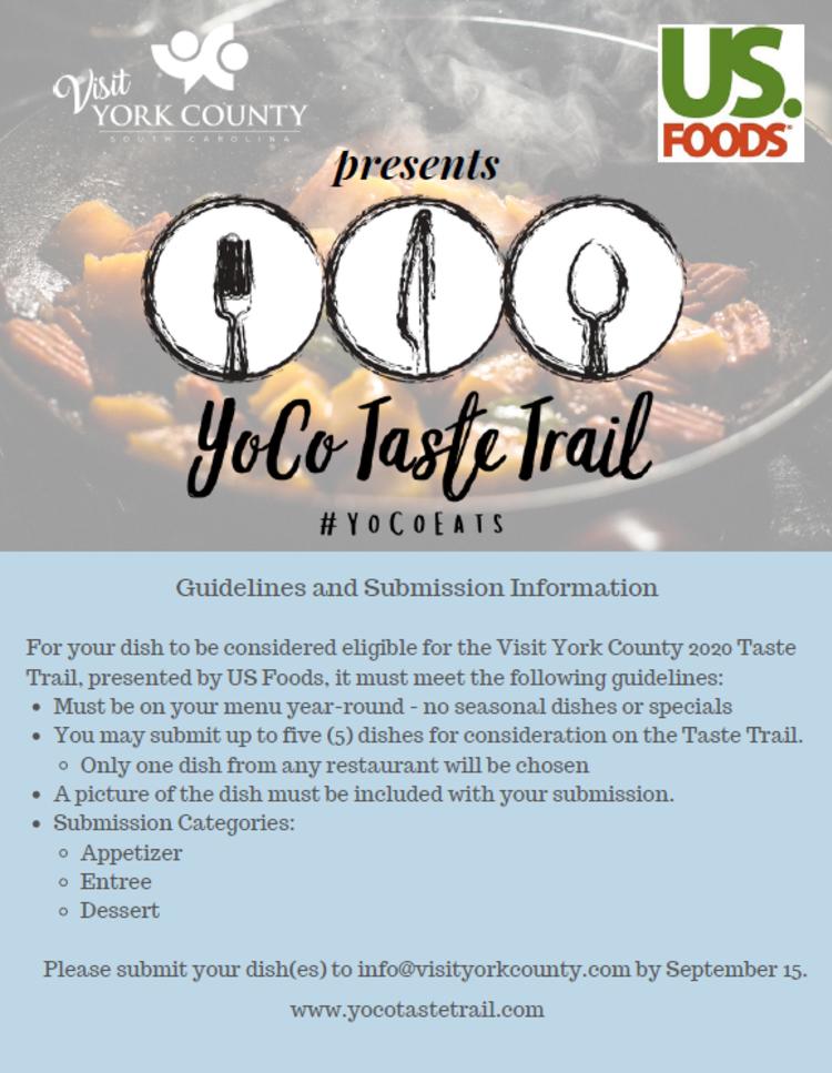 YoCo Taste Trail
