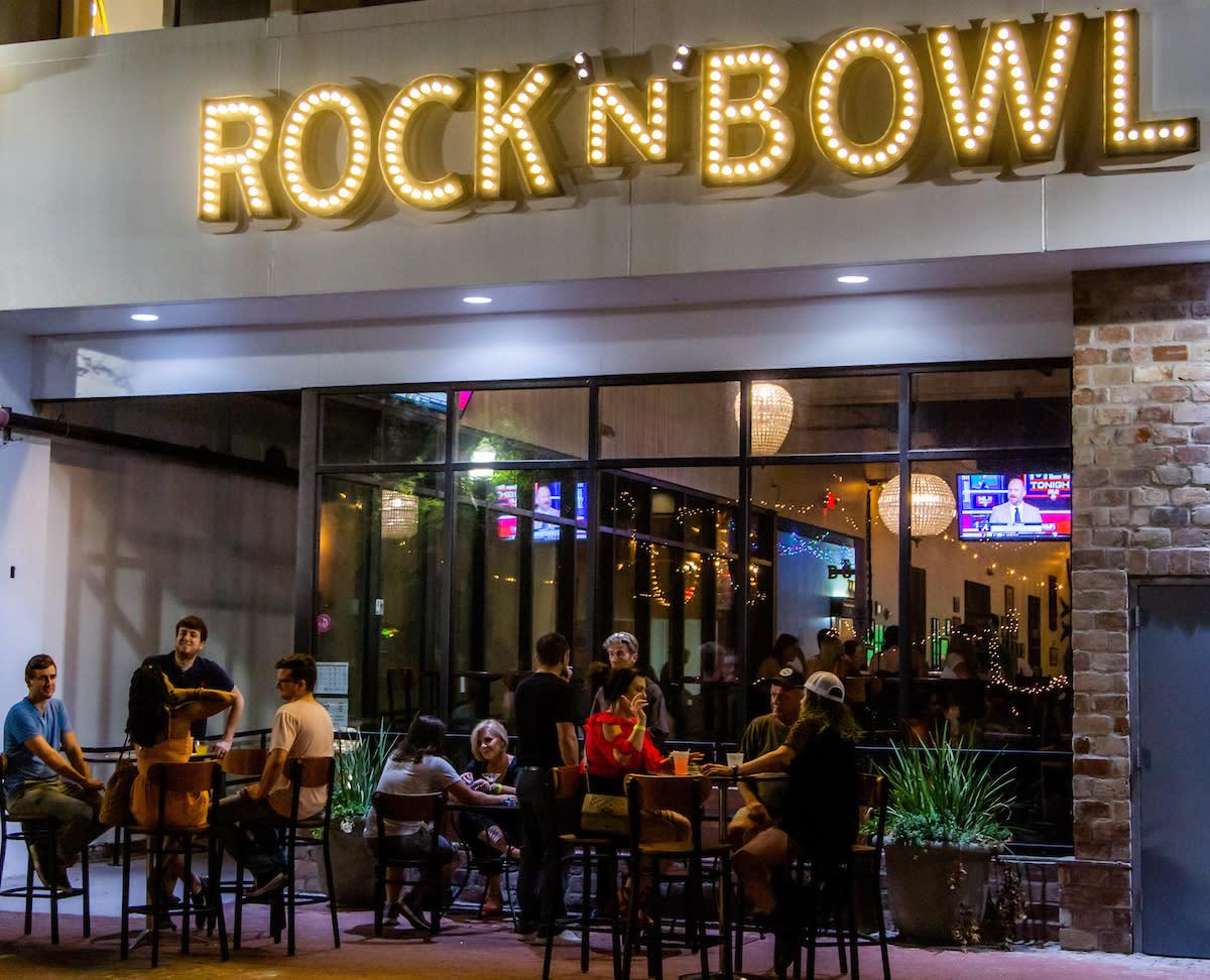 Rock'n'Bowl Exterior