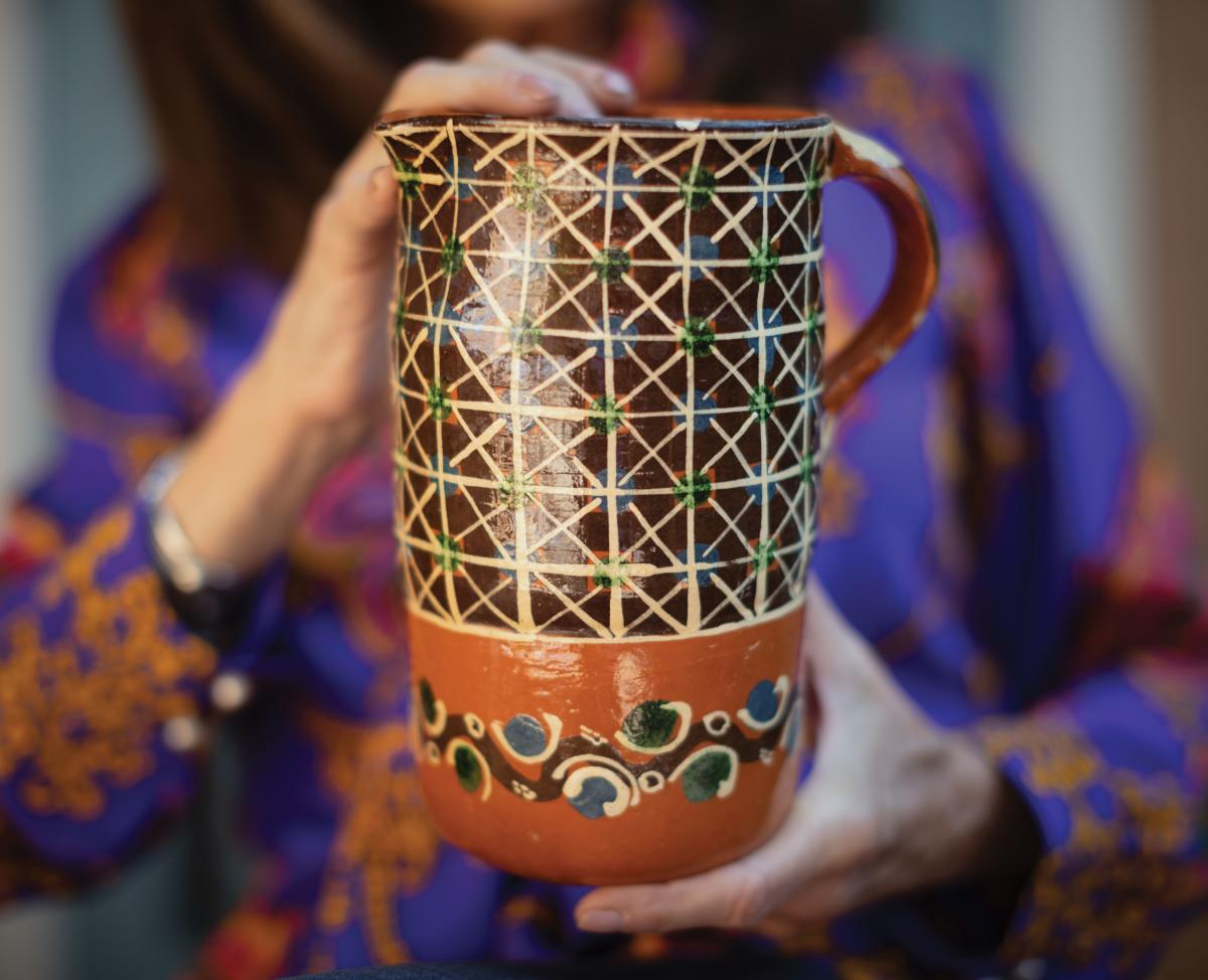 Ceramics from Judith Espinar Collection