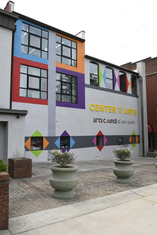 arts council mural
