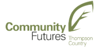 Community Futures - Thompson Country Logo
