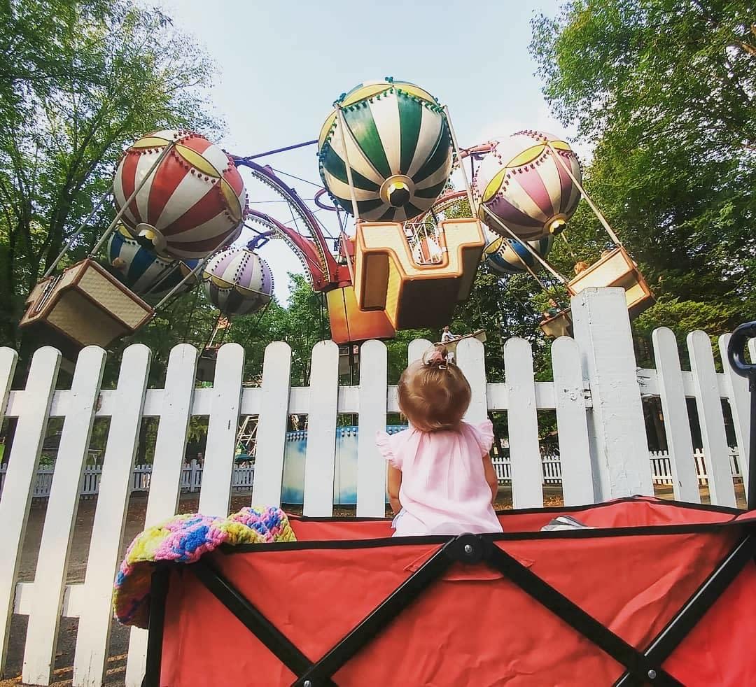 Idlewild Balloon Ride