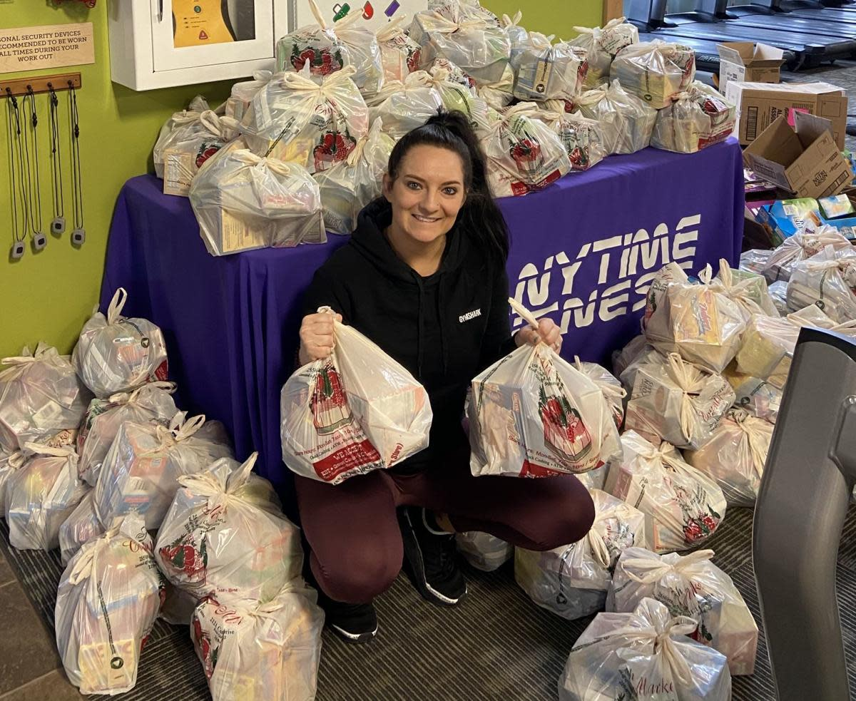 Anytime Fitness Chesterton lunches