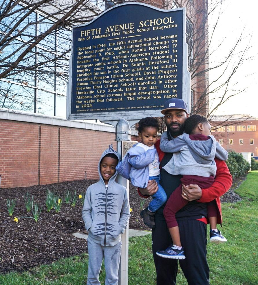 fifth avenue school black history post