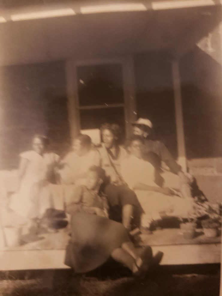 Family Porch 3 - Shirley Lee