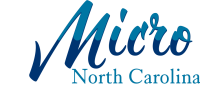 Town of Micro, North Carolina logo.