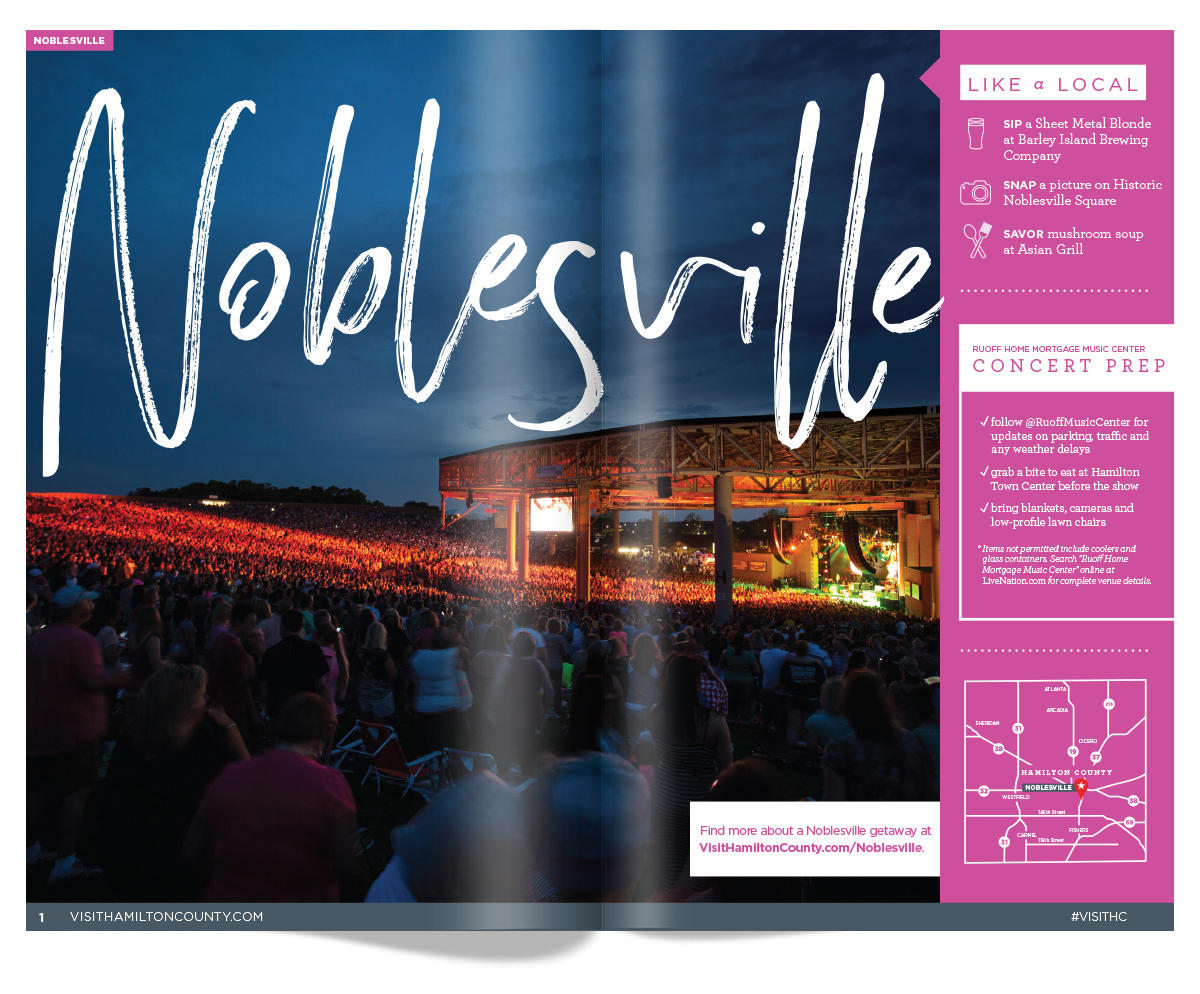 Noblesville Indiana City Guide