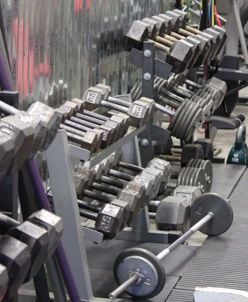 Copy of Team elevated fitness weights