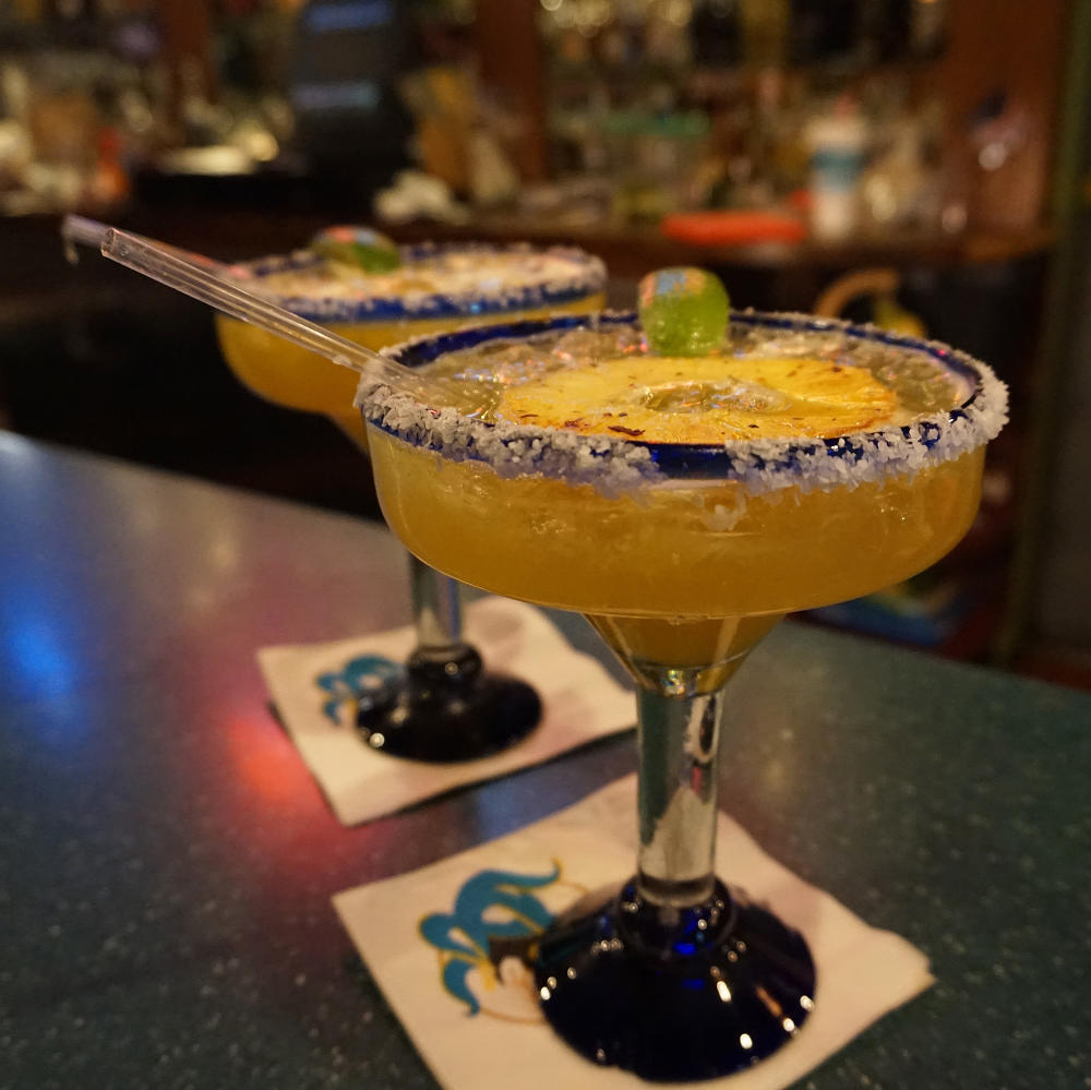 el Azteca margarita in Fort Wayne, Indiana