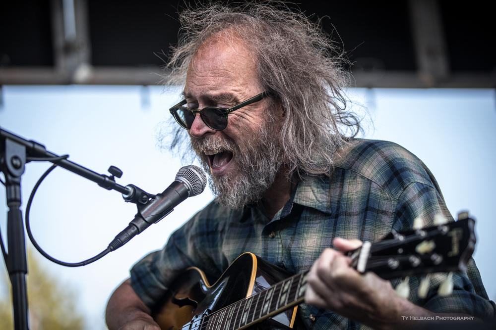 Charlie Parr at Live in the Pines Blue Ox Music Festival